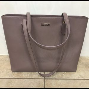 ♠️Kate Spade Dusk City Leather Tote